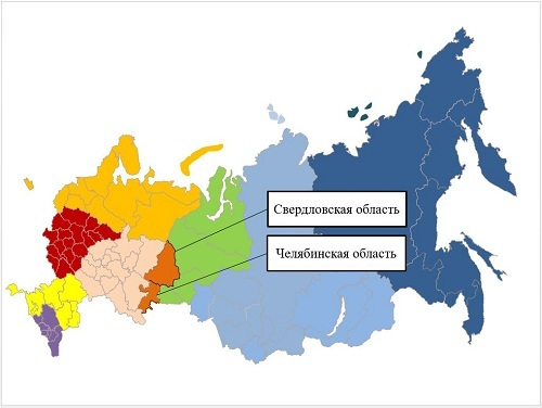 Внимание, жители и гости Челябинской и Свердловской областей!