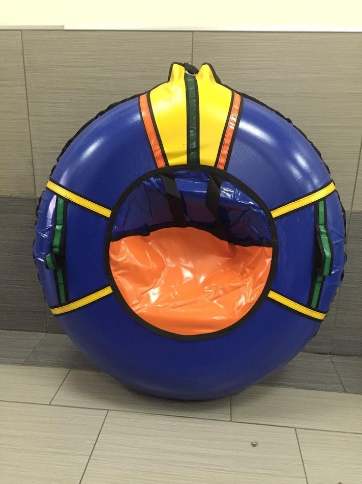 Тюбинг-надувной (Ватрушка) 120 см