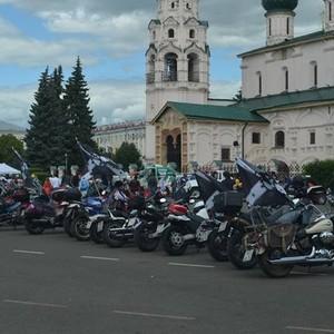 Ралли-Рейд Баха Ярославль 12-14.06.15
